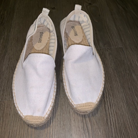 Soludos Shoes | Canvas Platform Smoking